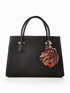 v-by-very-large-tote-with-pom-poms