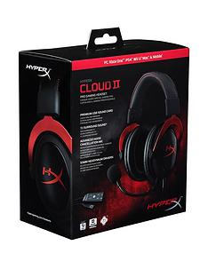 hyperx-hyperx-cloud-ii-pro-gaming-headset-red