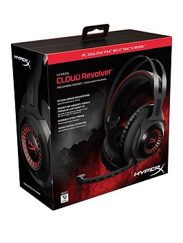 Hyperx Hyperx Cloud Revolver Gaming Headset