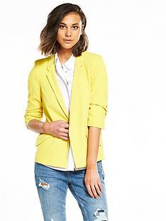 river-island-yellow-blazer