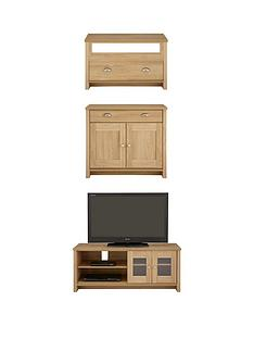 consort-tivoli-wide-tv-unit-ready-assembled-3-piece-living-room-set-wide-tv-unit-compact-sideboard-and-coffee-table-oak-effect-creamoak-effect-buy-and-save