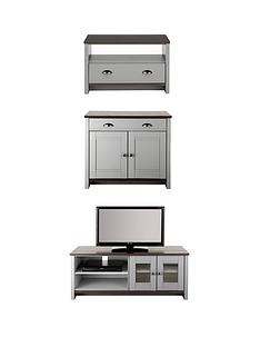 consort-tivolinbspwide-tv-unit-ready-assembled-3-piece-living-room-set-wide-tv-unit-compact-sideboard-and-coffee-table-grey-buy-and-save