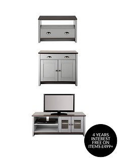 consort-tivolinbspwide-tv-unit-ready-assembled-3-piece-living-room-set-wide-tv-unit-compact-sideboard-and-coffee-table-grey