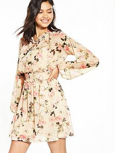 river-island-floral-tunic-dress