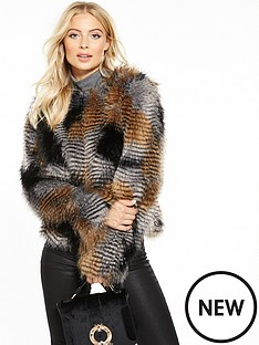 v-by-very-short-faux-fur-coat