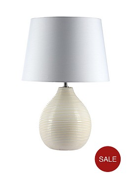 aria-ribbed-table-lamp