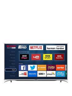 sharp-lc-49cug8362ks-49-inch-4k-ultra-hd-certified-smart-tv-black