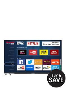 sharp-lc-49cug8362ksnbsp49-inch-4k-ultra-hd-certified-smart-tv-black
