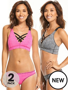 myleene-klass-myleene-2-pack-strappy-mesh-sports-bra