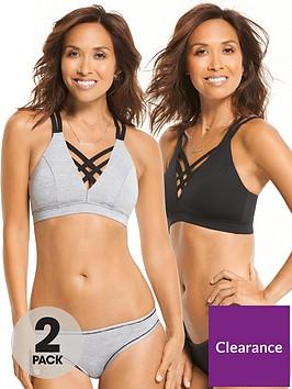 myleene-klass-myleene-2-pack-sports-smooth-comfort-thong