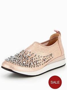 kg-ophelia-embellished-slip-on-trainer-pink