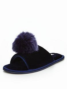 carvela-carvela-sienna-sienna-pom-pom-mule-slipper