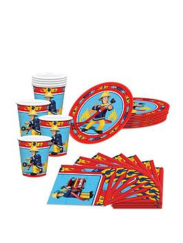 Fireman Sam Party Top Up Kit