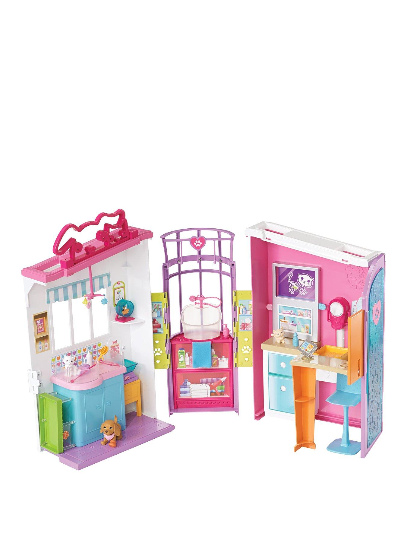 Compare prices for Barbie Pet Care Centre