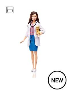 barbie-pet-vet-doll