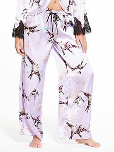 river-island-bird-print-trousers