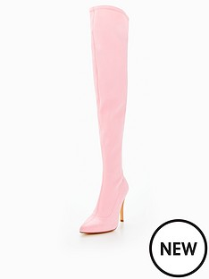 v-by-very-belle-satin-over-the-knee-boot-pink