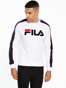 fila-toby-crew-neck-sweat