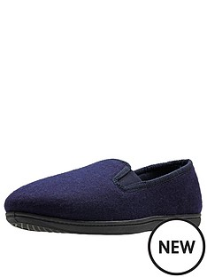 clarks-king-twin-slipper-navy