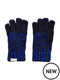 regatta-boys-snowflake-gloves