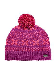regatta-girls-snowflake-hat