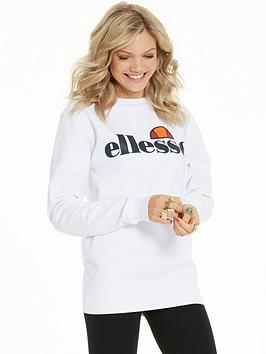 Ellesse Ellesse Agata Sweatshirt - White Picture
