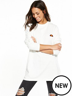 ellesse-heritage-beatrice-long-sleeve-tee-white