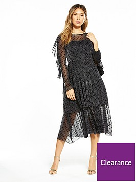 v-by-very-polka-dot-mesh-frill-dress
