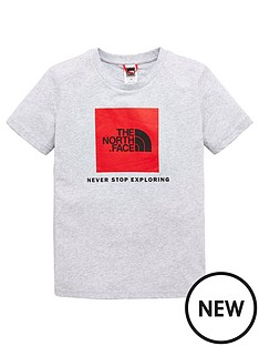 the-north-face-the-north-face-youth-box-short-sleeve-tee