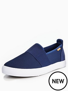 unsung-hero-robin-mesh-loafer-navy
