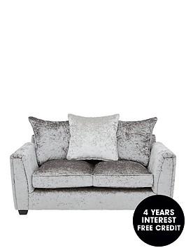 glitz-2-seater-fabric-scatter-back-sofa-greysilver-blackpewter