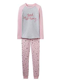 joules-girls-sleepwell-star-pyjamas