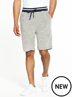 river-island-towelling-shorts