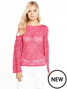 v-by-very-all-over-lace-long-sleeve-top-hot-pink