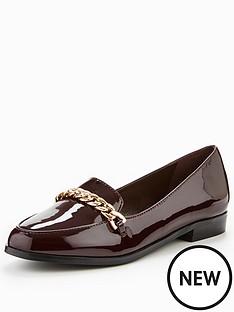miss-kg-michalea-chain-loafer