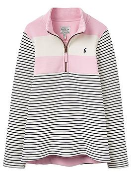 joules-girls-fairedale-stripe-sweatshirt