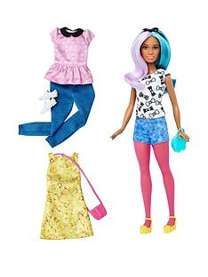 barbie-barbie-fashionistas-doll-42-blue-violet-doll-amp-fashions