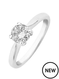 love-diamond-9ct-gold-70-point-diamond-solitaire-ring
