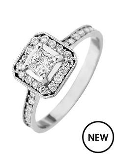 love-diamond-9ct-white-gold-60-point-diamond-princess-cut-centre-halo-engagement-ring