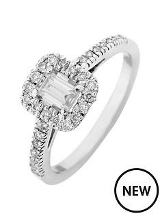love-diamond-9ct-white-gold-60-point-diamond-emerald-cut-centre-halo-engagement-ring