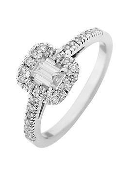 love-diamond-9ctnbspwhite-gold-60-point-diamond-emerald-cut-centre-halo-ring