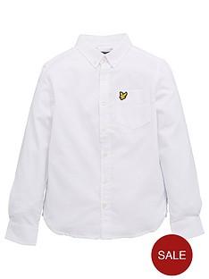 lyle-scott-lyle-amp-scott-long-sleeve-oxford-shirt