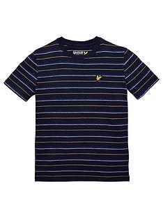 lyle-scott-lyle-amp-scott-short-sleeve-texturized-t-shirt