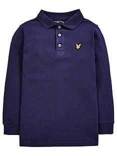 lyle-scott-boys-classic-long-sleeve-polo