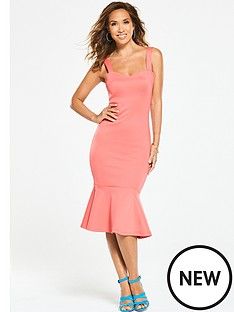 myleene-klass-midi-scuba-bodycon-dress