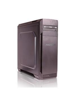 Zoostorm Voyager Desktop Pc  Intel&Reg Core&Trade I57400 Processor 8Gb Ram 2Tb Hdd Nvidia Gtx 1060 Graphics DvdRw Wifi Windows 10 Home