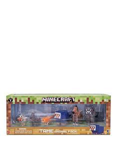 minecraft-tame-animal-pack