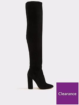 aldo-tenesha-velvet-over-the-knee