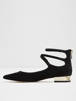 aldo-marieta-ankle-strap-ballerina
