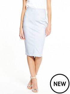 river-island-suedette-pencil-skirt